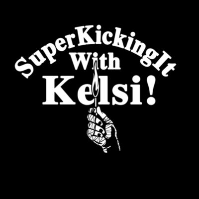 Are You Afraid of SuperKicking It T-Shirt Design